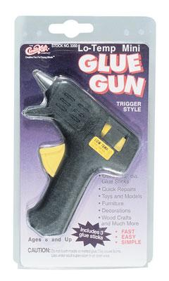 Chenile Kraft Co. Lo-Temp Mini Glue Gun