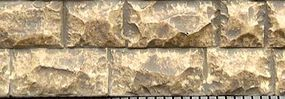 Chooch Flexible Cut Stone Wall Large Stones HO Scale Model Railroad Scenery #8264