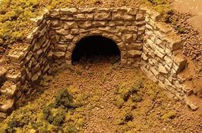 Chooch Random Stone Culvert pkg(2) Model Railroad Miscellaneous Scenery #8470