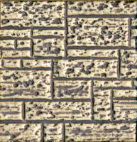 Chooch HO/O Flexible Large Stone Block Wall (Self Adhesive)