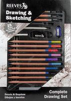 Colart Drawing & Sketching Complete Set Drawing Kit #8210144