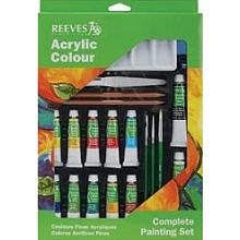 Colart Acrylic Complete Painting Set -- Oil Paint Set -- #8312141
