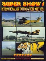 Concord Super Show IAT & Tiger Meet (D) Military History Book #4002