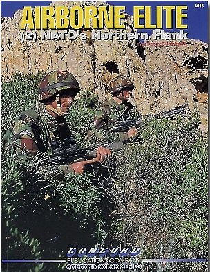 Concord Publications Airborne Elite 2 (D) -- Military History Book -- #4013
