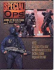 Concord Publications Journal of the Elite Forces & Swat Units Vol.6 -- Military History Book -- #5506
