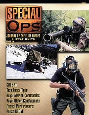 Concord Publications Journal of the Elite Forces & Swat Units Vol.9 -- Military History Book -- #5509