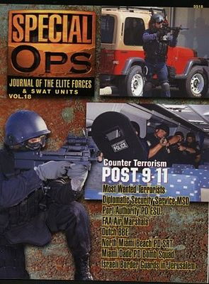 Concord Publications Journal of the Elite Forces & Swat Units Vol.18 -- Military History Book -- #5518