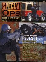 Concord Journal of the Elite Forces & Swat Units Vol.18 Military History Book #5518