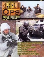 Concord Journal of the Elite Forces & Swat Units Vol.20 Military History Book #5520