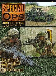 Concord Publications Journal of the Elite Forces & Swat Units Vol.28 -- Military History Book -- #5528