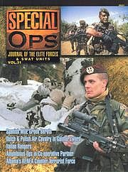 Concord Publications Journal of the Elite Forces & Swat Units Vol.31 -- Military History Book -- #5531