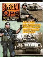 Concord Journal of the Elite Forces & Swat Units Vol.34 Military History Book #5534