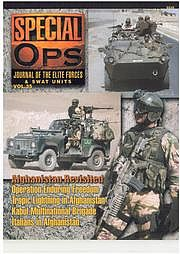 Concord Publications Journal of the Elite Forces & Swat Units Vol.35 -- Military History Book -- #5535