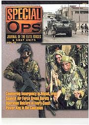 Concord Publications Journal of the Elite Forces & Swat Units Vol.37 -- Military History Book -- #5537