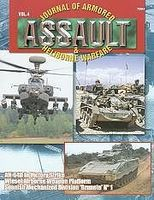 Concord Assault- Journal of Armored & Heliborne Warfare Vol.4 Military History Book #7804