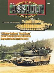 Concord Publications Assault- Journal of Armored & Heliborne Warfare Vol.9 -- Military History Book -- #7809