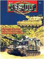Concord Assault- Journal of Armored & Heliborne Warfare Vol.10 Military History Book #7810