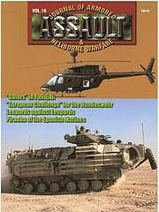Concord Publications Assault- Journal of Armored & Heliborne Warfare Vol.16 -- Military History Book -- #7816