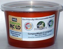 Comp ComposiMold LT Resusable Mold Making Material (20oz)
