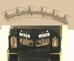 Cal-Scale Windshield Wipers 6/ - HO-Scale (6)
