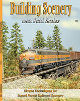 CTC Building Scenery Model Railroading Book #317
