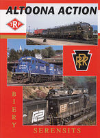 CTC Altoona Action Model Railroading Book #42