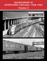 CTC Railroading Downtown Chicago V2 Model Railroading Book #44
