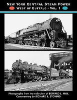 CTC NYC Steam Power West of Buffalo Vol 1 Model Railroading Book #85