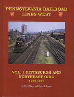 CTC Pennsylvania Railroad Lines West Vol 2 Model Railroading Book #86