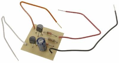 Circuitron Basic Flasher for LED's -- HO Scale Model Railroad Electrical Accessory -- #1601