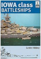 Classic-Warships Shipcraft- Iowa Class Battleships (Re-Issue) Military History Book #sc17