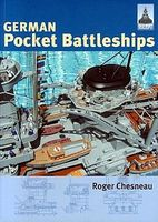 Classic-Warships Shipcraft- German Pocket Battleships (Re-Issue) Military History Book #sc1