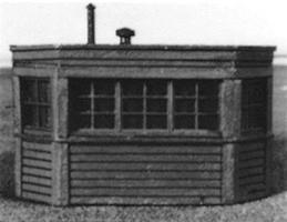 Depots-John Scale House - HO-Scale