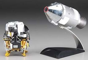 DGW NASA Apollo 11 Lunar Approach Columbia/Eagle Diecast Model Spacecraft 1/72 #50375