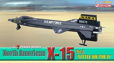 Dragon Wings North American X-15 No3 -- Diecast Model Airplane -- 1/144 Scale -- #51031