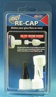 Deluxe-Materials Roket Re-Cap Replacement Caps/Tips for Roket CA Bottles pkg(3)