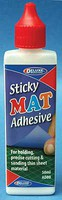 Deluxe-Materials Sticky Mat Adhesive For Holding, Precise Cutting & Sanding of Thin Sheet Material