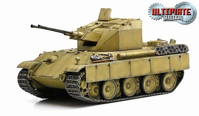 Dragon Armor Diecast FLAKPANZER V COELIAN -- Plastic Model Military Vehicle -- 1/72 scale -- #60590