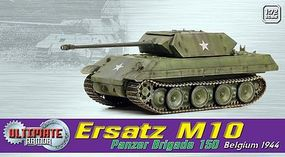 Dragon-Armor ERSATZ M10 PANZER BRIG 150 Plastic Model Military Vehicle 1/72 scale #60649