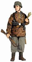 Dragon-Model-Figures Rolf Wagner Panzergrenadier Plastic Model Military Figure Kit 1/6 Scale #70472