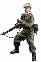 Dragon-Model-Figures Hermann Heilger Plastic Model Military Figure 1/6 Scale #70819