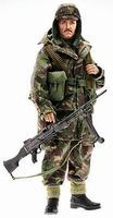 Dragon-Model-Figures David Brit GPMP Gunner Plastic Model Military Figure 1/6 Scale #70843