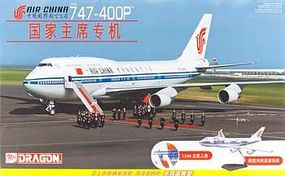 DML Air China 747-400P Plastic Model Airplane Kit 1/144 Scale #14701