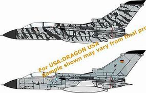 DML Tornado ECR Lechfeld Tigers JBG32 Jet Fighter Plastic Model Airplane Kit 1/144 Scale #4594