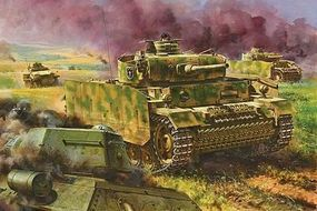 DML Pz.Kpfw.III Ausf.M with Schurzen Kursk 1943 Plastic Model Military Vehicle 1/35 Scale #6604