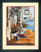 Dimensions At The Harbor Paint By Number Kit #73-91450