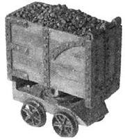 Durango Mine Car 18 Gauge - HO-Scale