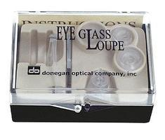 Donegan-Optical Eyeglass Loupe 5X