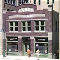Design-Preservation Carrs Parts Kit HO Scale Model Railroad Building #woo11600
