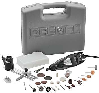 Dremel Mfg. Co. 3000 Series VS Rotary Tool -- Power Grinder Moto Tool -- #3000-1/24
